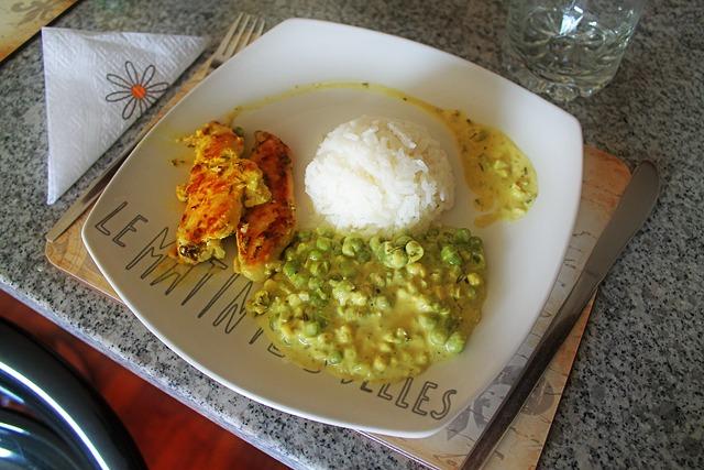 Comida bueno bonito y letrado - Almuerzo rapido y facil ...