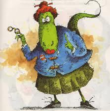 La señora Green.