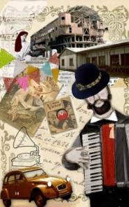 Ilustración interior del libro. Las ilustraciones son de Loly & Bernardilla.