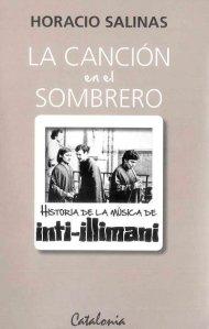 Portada de La canción en el sombrero, de Horacio Salinas
